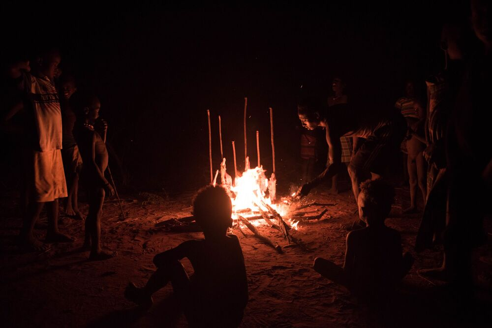 Rituals and Daily Life of the Hamer Tribe