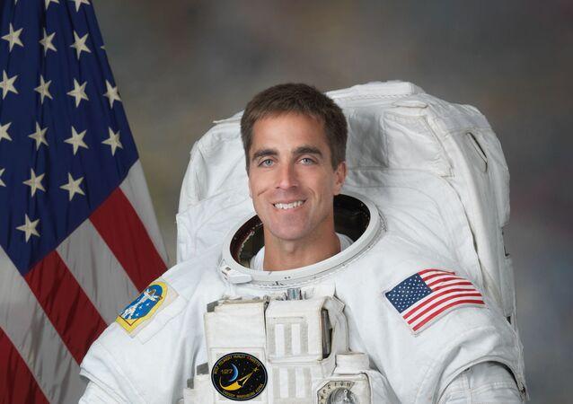 Astronaut Christopher J. Cassidy