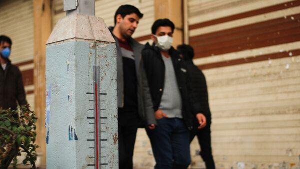 Iran New Coronavirus - Sputnik International