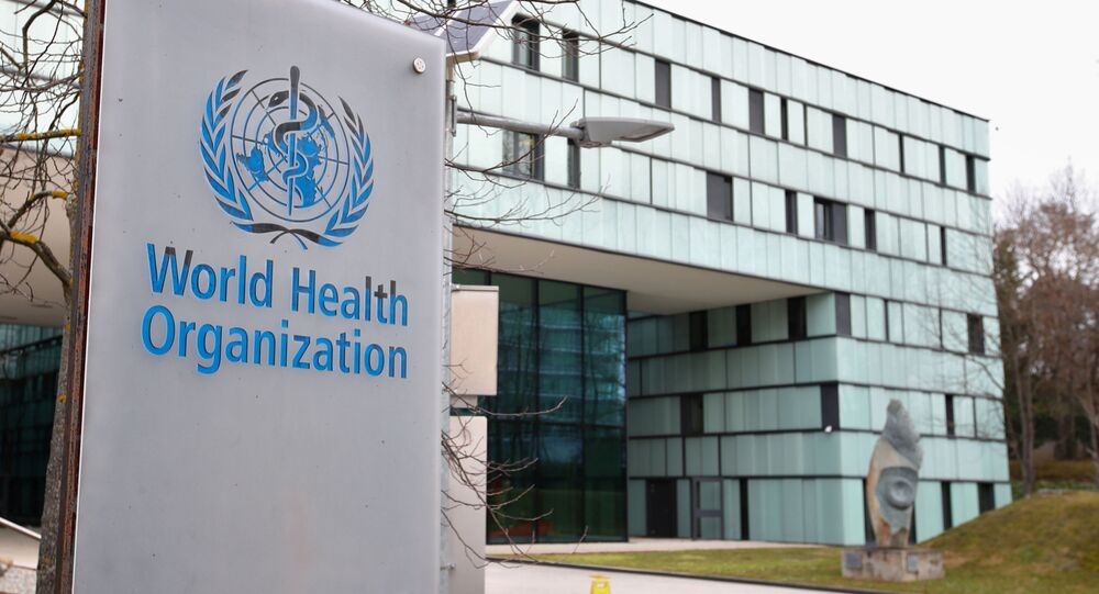 Congress Must Halt Administration's Plan to Suspend Critical Funding to WHO