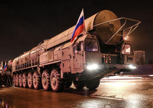Moving Yars missile systems to Moscow