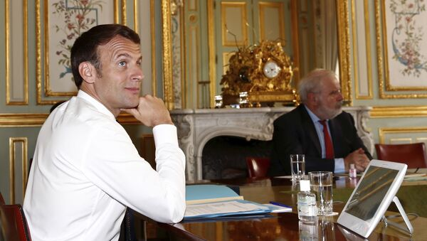 France is at the forefront for establishing a €400bn joint fund to alleviate the economic repercussions of the lockdown regimes imposed in the European Union.  While several nations, including the worst coronavirus-hit countries such as Italy and Spain, favour the creation of such a fund, other nations, including Germany, the Netherlands and other northern European countries oppose, it arguing that it would burden their taxpayers, who will have to be liable for other states' borrowings.  Europe is currently the worst-affected region in the world by the new coronavirus, counting 1,013,093 cases according to data provided by the World Health Organisation as of 7:00 pm CEST - Sputnik International