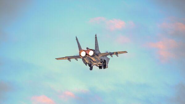 MiG-31 fighter jet - Sputnik International