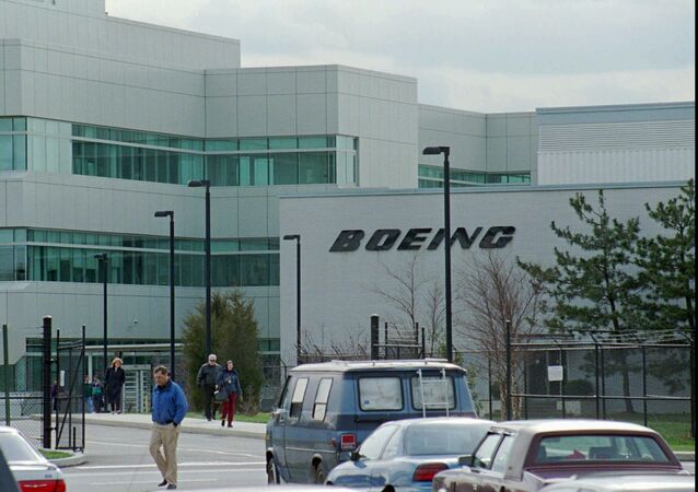 Boeing Company's Ridley Township