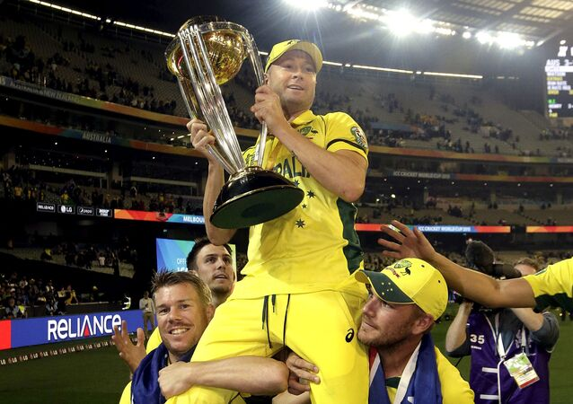 Australian Cricketer David Warner