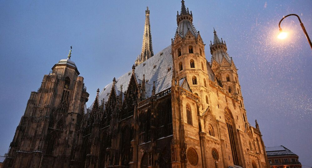 St. Stephen's Cathedral. File photo.