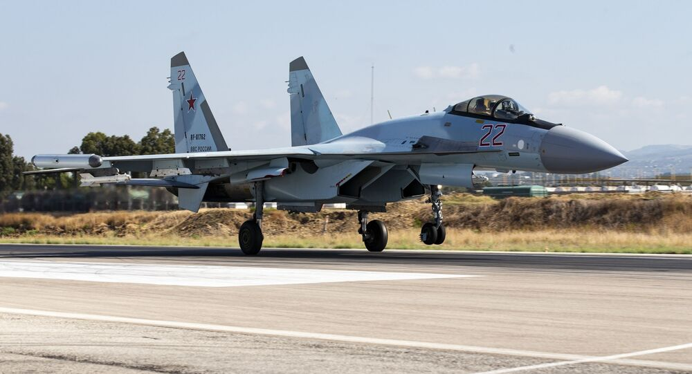 Russian Federation intercepts US Navy aircraft over Mediterranean Sea