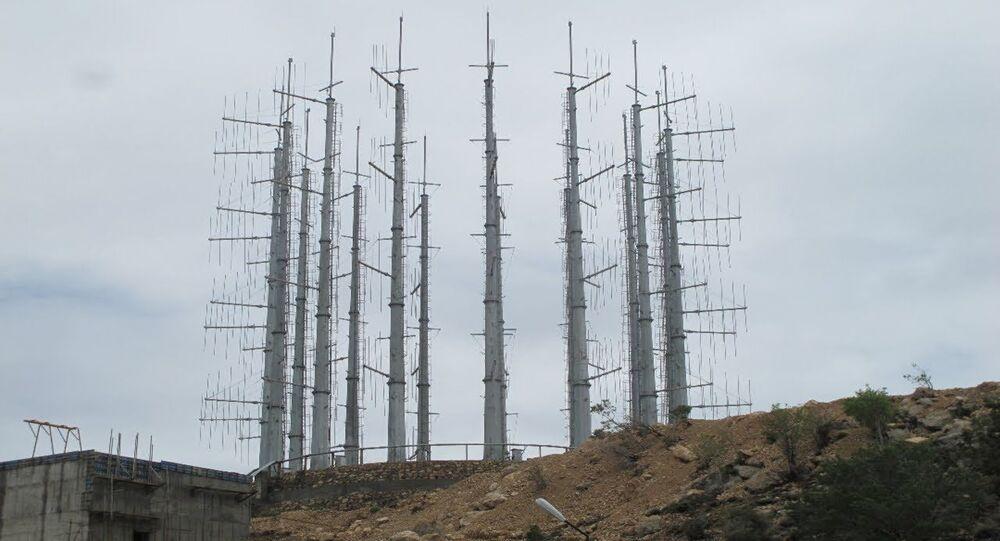 Iran Army 800 km Range radar system dubbed Moraqeb & Persian Gulf