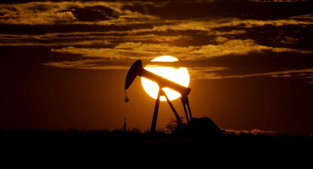 Coronavirus impact: U.S. oil plunges 25%, Brent falls below $20 a barrel