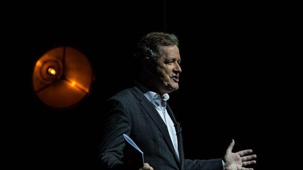 British journalist Piers Morgan (File) - Sputnik International