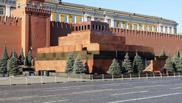 Lenin's Mausoleum - Sputnik International