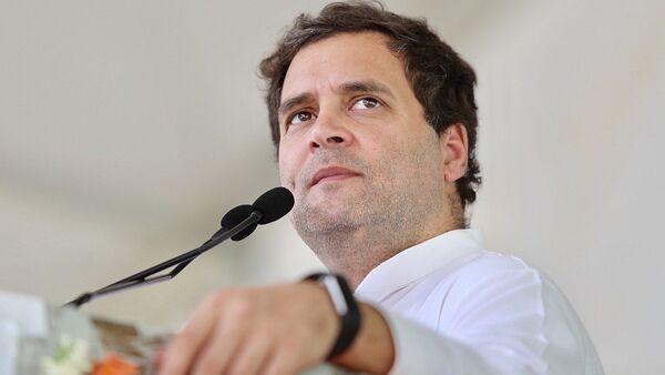 Rahul Gandhi  - Sputnik International