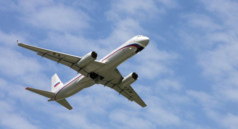 Russian Tu-214