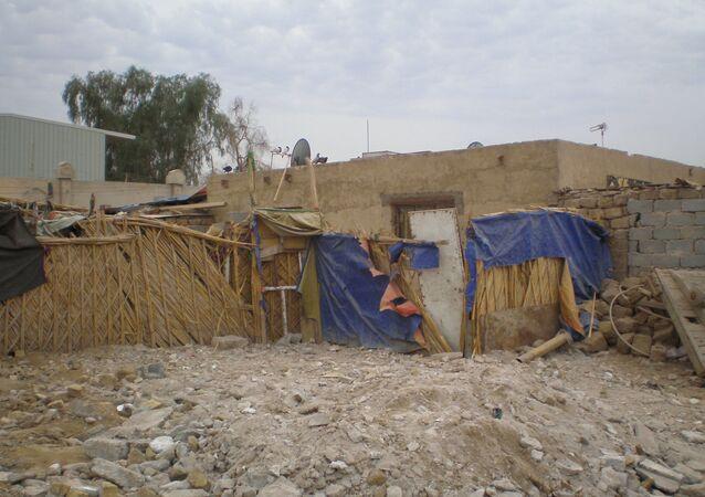 Chikook IDP camp, Baghdad, Iraq