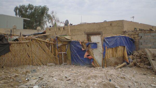Chikook IDP camp, Baghdad, Iraq - Sputnik International
