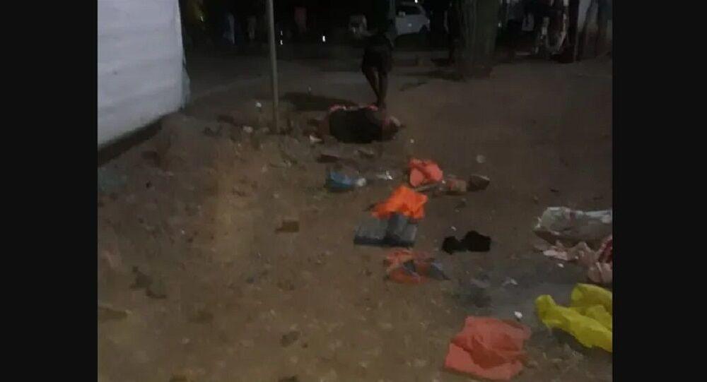 Lynching of Hindu saints in Maharashtra's Palghar
