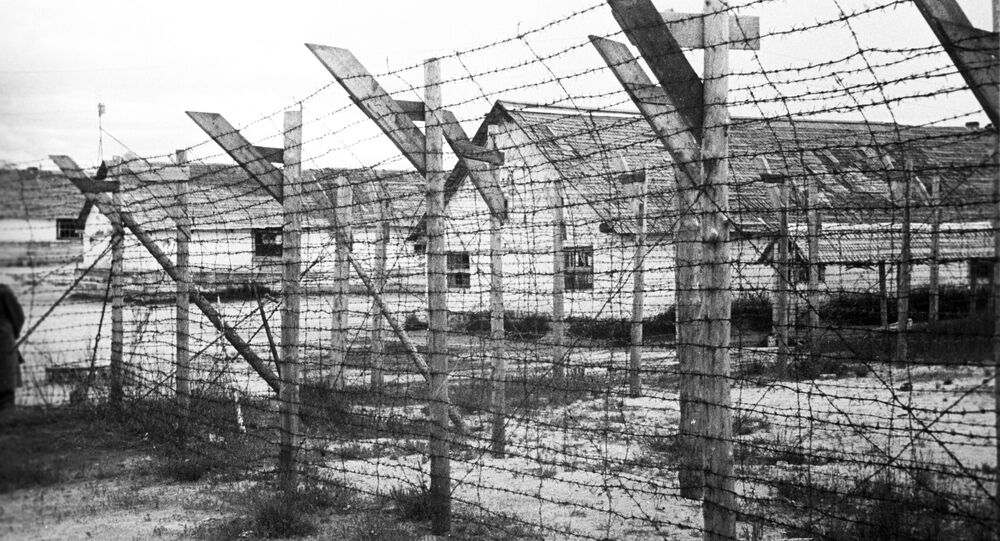 A Finnish concentration camp in Medvezhyegorsk, Karelia, was functioning during World War II.