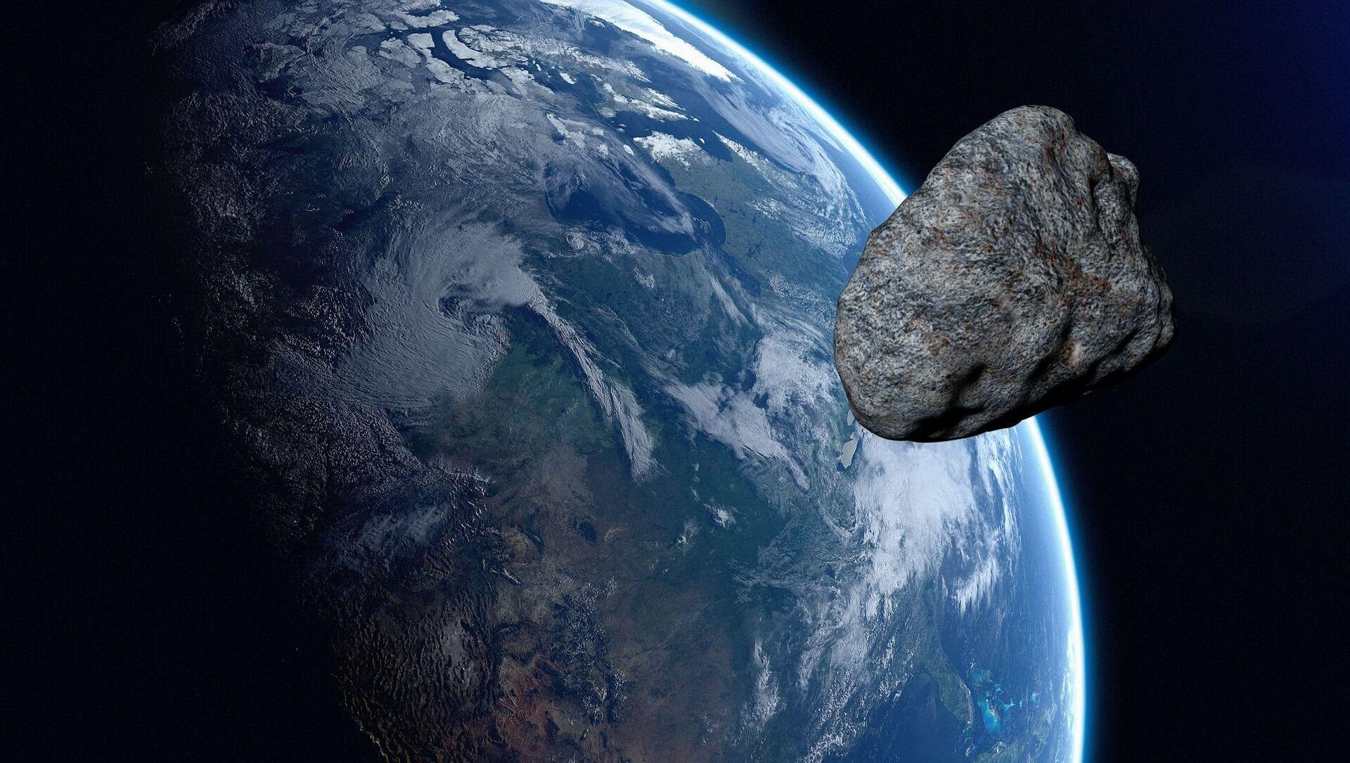 Asteroid - Sputnik International, 1920, 28.07.2021