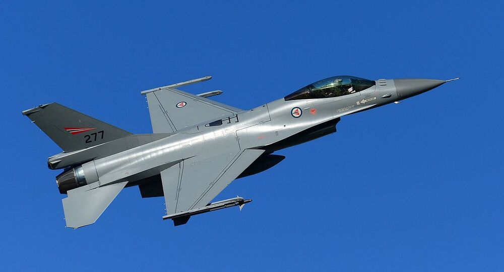 Norwegian F-16AM