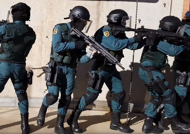Spanish Civil Guard