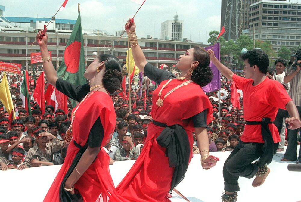 Blooming Spring: International Workers' Day Celebrations in Various Countries and Ages