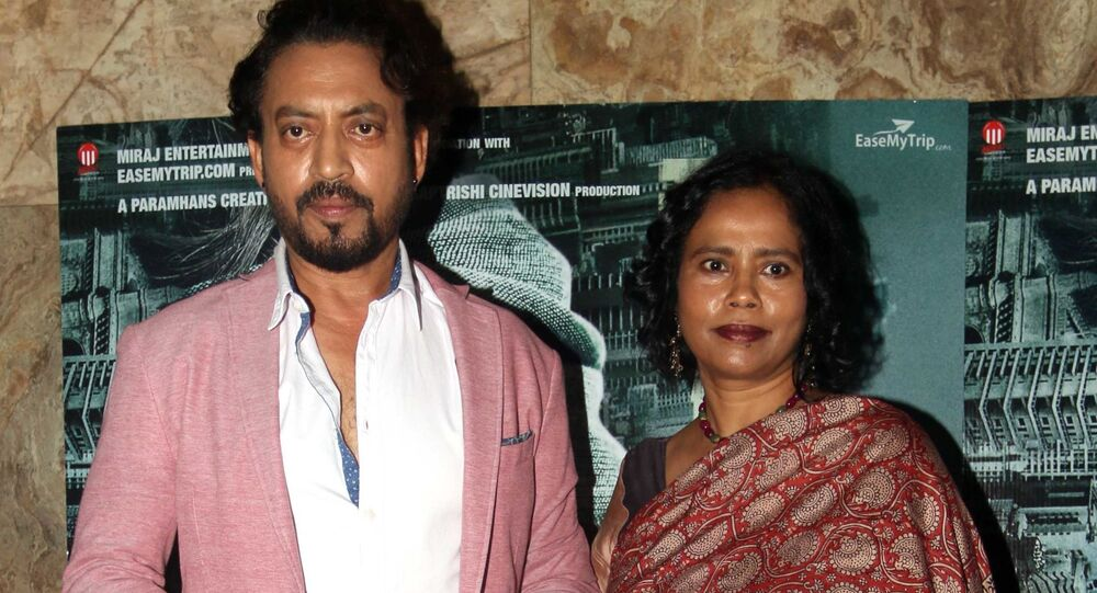 Bollywood star Irrfan Khan dies at age 53