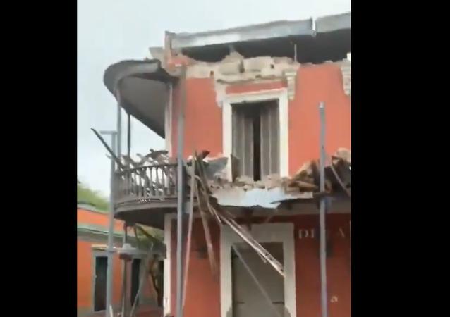 Puerto Rico, earthquake
