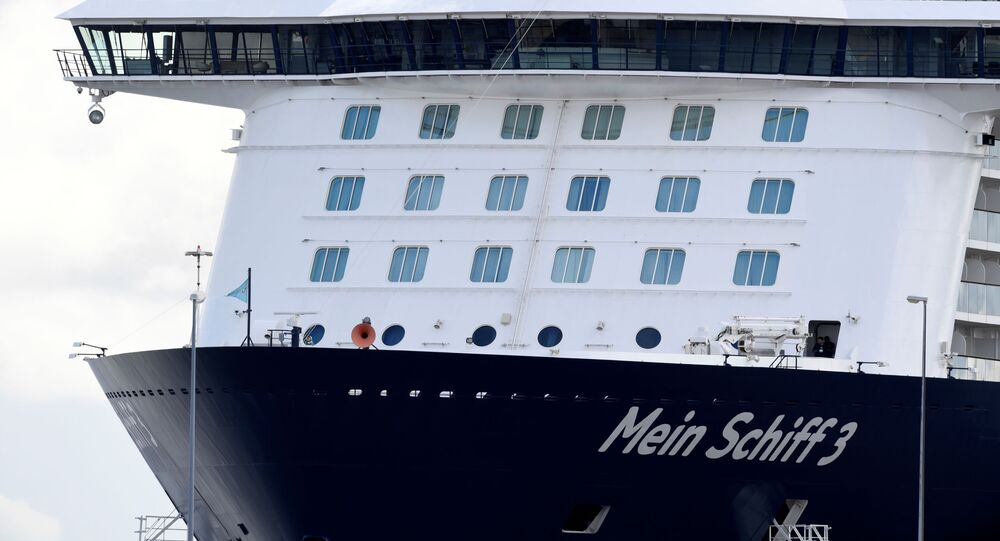 Cruise Ship Quarantined in German Port After Crew Member ...