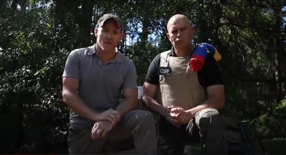 Security contractor Jordan Goudreau and retired Venezuelan officer Javier Nieto address the world in the wake of Sunday's botched mercenary invasion of Venezuela.