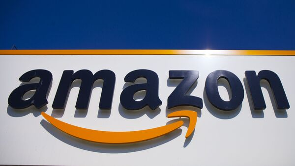This Monday, July 8, 2019 file photo shows the Amazon Fulfillment warehouse in Shakopee, Minn. Amazon is on the hunt for workers - Sputnik International