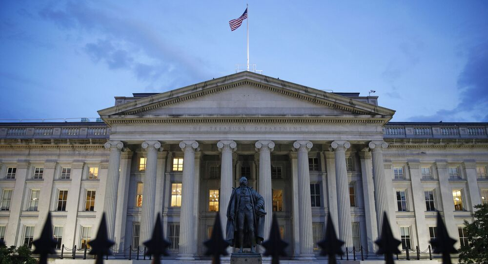 Treasury to Borrow Record $2.99 Trillion to Cover Economic Rescue Efforts