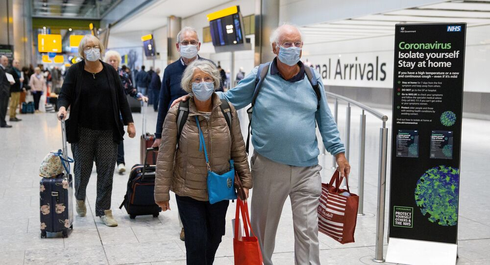 Heathrow announces COVID detection trials