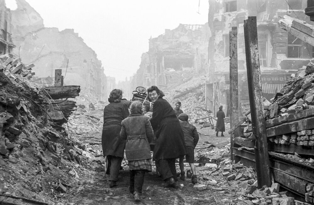 75 Years of Victory: Capture of Berlin by Soviet Forces in 1945