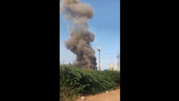 7 injured in an explosion in NLC thermal plant - Sputnik International