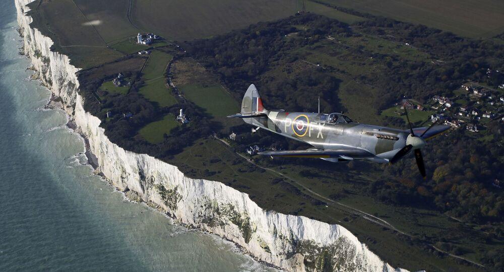 A World War II Spitfire