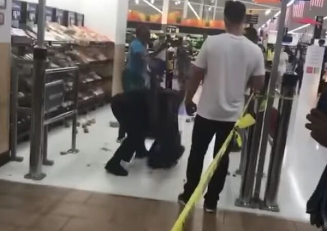 Alabama's Birmingham Police Department initiates an internal investigation in an officer's use of force at a Walmart store that saw a maskless shopper body slammed onto the floor.