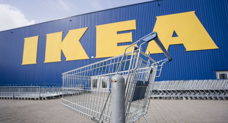 Oops! Woman Caught Masturbating At An Ikea Store — Faces