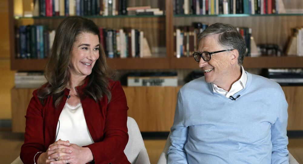 Bill and Melinda Gates announce they are ending their marriage
