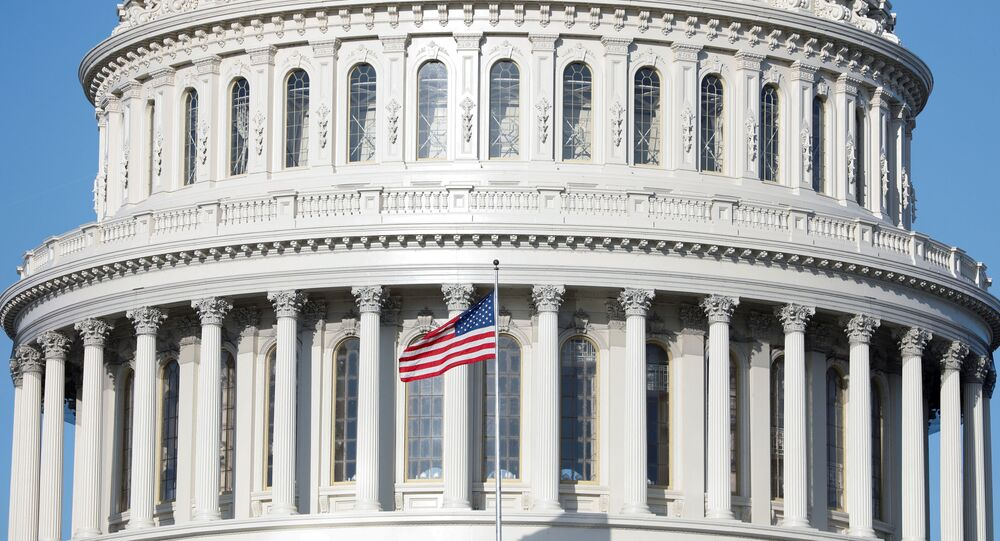 US Capitol Building  in Washington