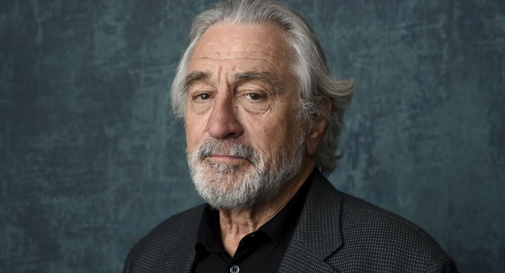 Robert De Niro says Trump doesn't care how many die of coronavirus