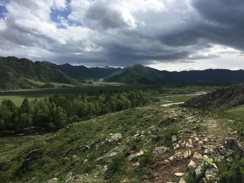 From Dead Lake to Mountain Devil's Finger: Glimpse of Mysterious Russian Region of Altai