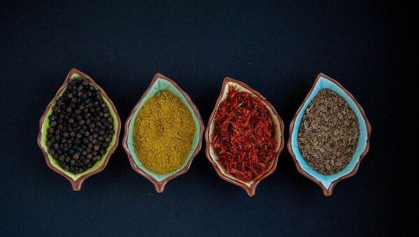 Indian spices - Sputnik International