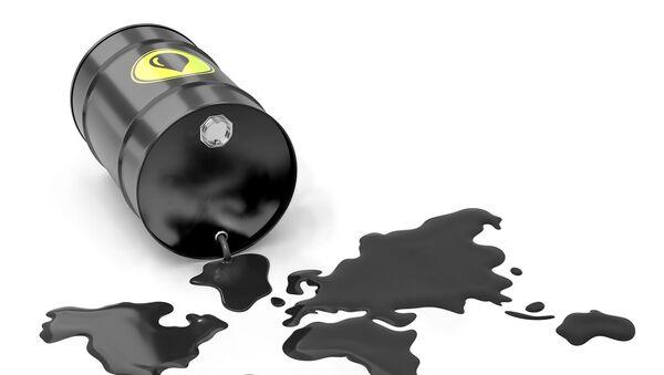 Oil barrel - Sputnik International
