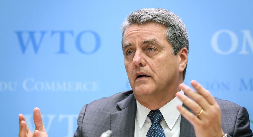 WTO director-general to end term early