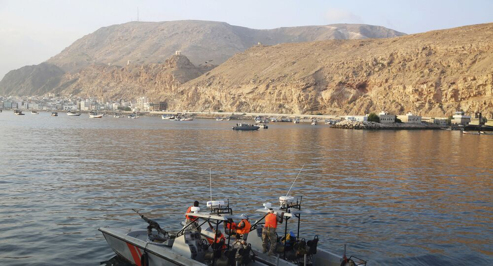 In this Thursday, Nov. 29, 2018, photograph, Yemen coast guard vessels patrol the waters near Mukalla, Yemen. The port city of Mukalla, once held by al-Qaida, shows how fractious Yemen is and will remain even if the Saudi-led war in the country ends in an uneasy peace for the Arab world's poorest nation
