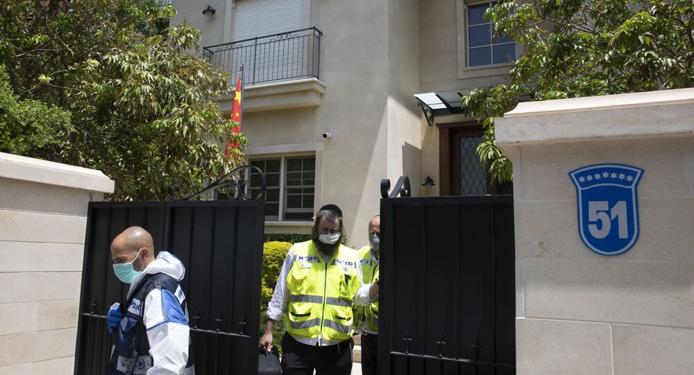 Chinese Ambassador to Israel found dead in his apartment