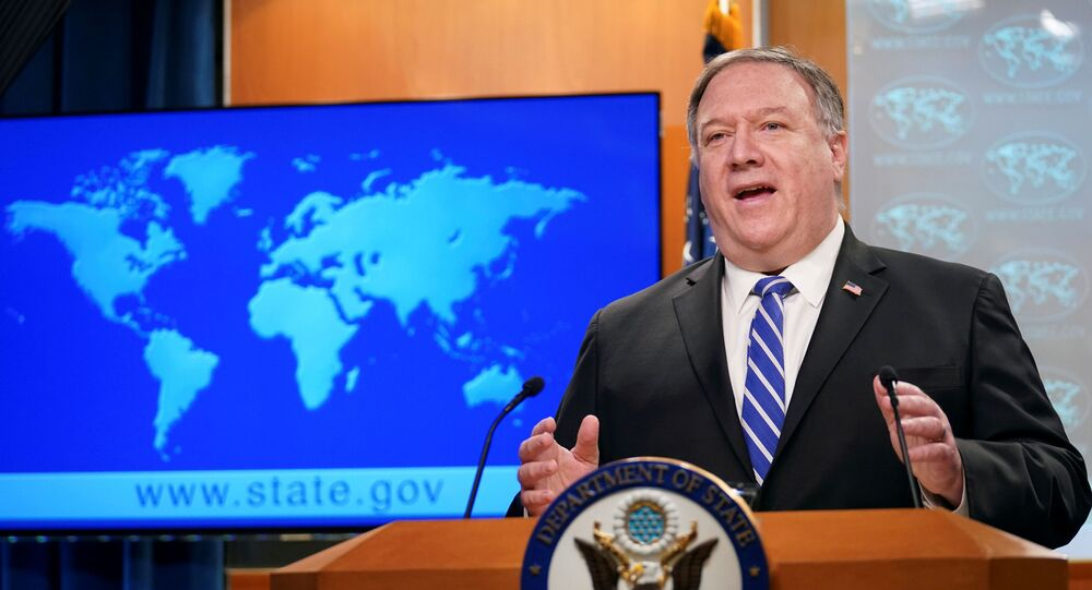 Pompeo warns China over interference with USA journalists in Hong Kong