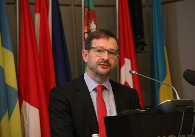 OSCE Secretary General Thomas Greminger