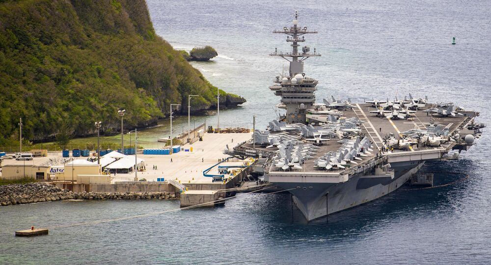 Once corona-stricken carrier USS Theodore Roosevelt to return to sea