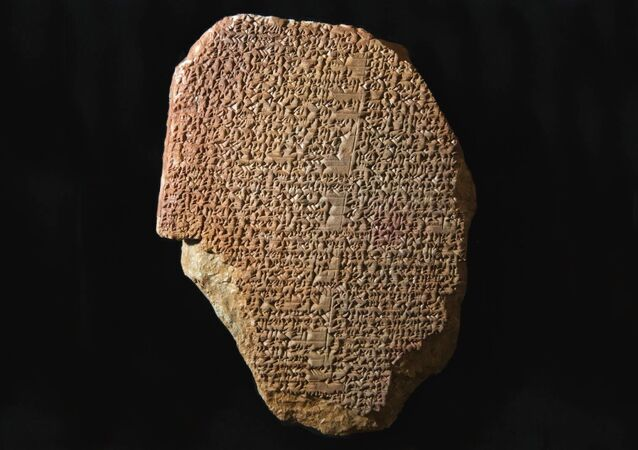 The Gilgamesh Epic is a term used for an extended narrative from the first millennium, but which is composed from older texts that exist in the Sumerian, Akkadian, Hittite, and Hurrian languages. It bears some connections with biblical texts, and tells, among other things, the story of a great flood.